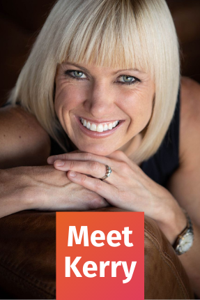 Meet kerry, will help you improve communication, resolve conflict, develop your team, and find meaning as a leader.