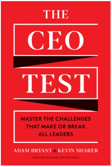 The CEO Test: Book Review