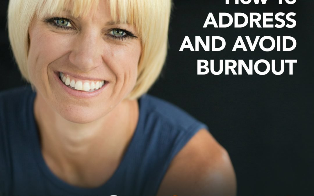 Advice From a CEO: How to Address and Avoid Burnout