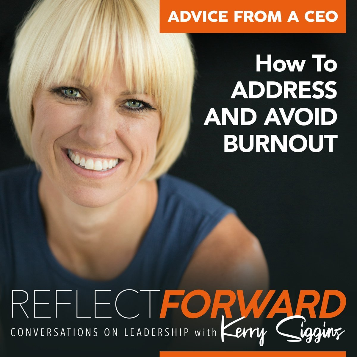 Photo Advice From a CEO Addressing Burnout