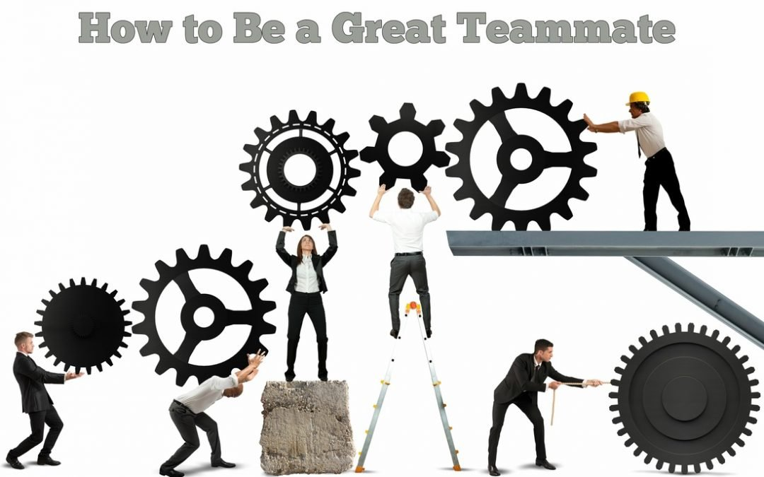 HOW TO BE A GREAT TEAMMATE