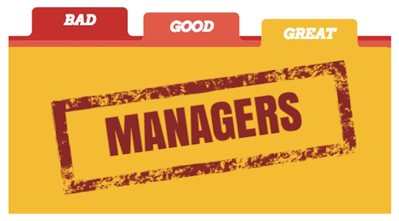 6 WAYS TO BE A GREAT MANAGER